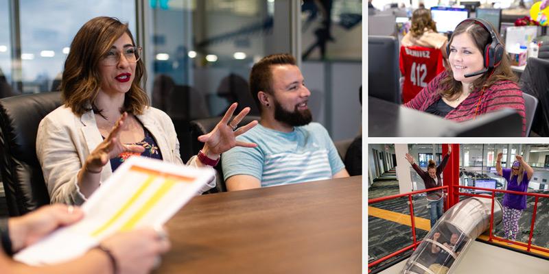 Dealer Relations Team Collage