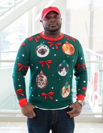 Demetrues ugly sweater