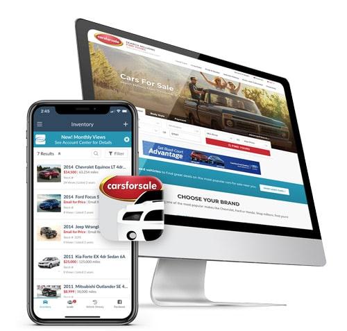 Carforsale.com Apps