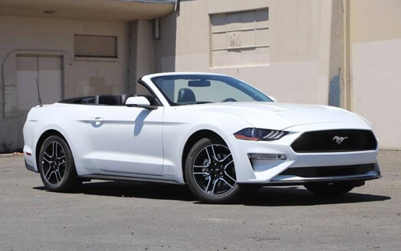 2020 Ford Mustang convertible - carsforsale.com